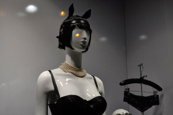 Sexy mannequin