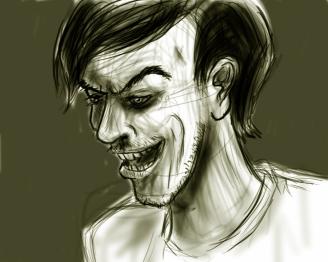 Creepy guy